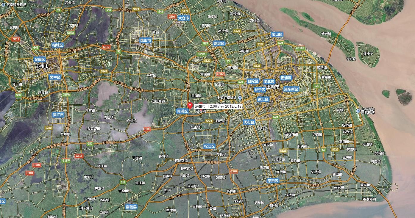 龙湖_上海市青浦区赵巷8号地块投资分析报告_49ppt58576577