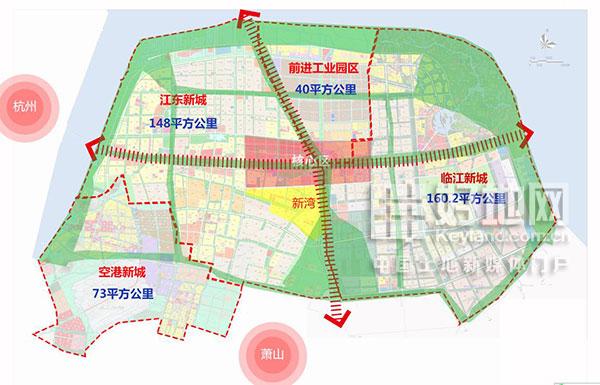 大江东新城 新湾价值报告 -新湾街道 好地展厅 好地网