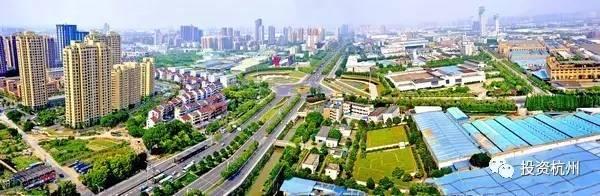 工业机器人,集成电路以及智能终端为核心的智慧产业,努力打造杭州城东