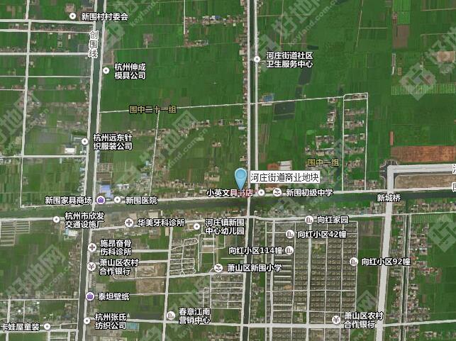 2017大江东读地手册发布,13宗地块(合计939.6亩)预计出让